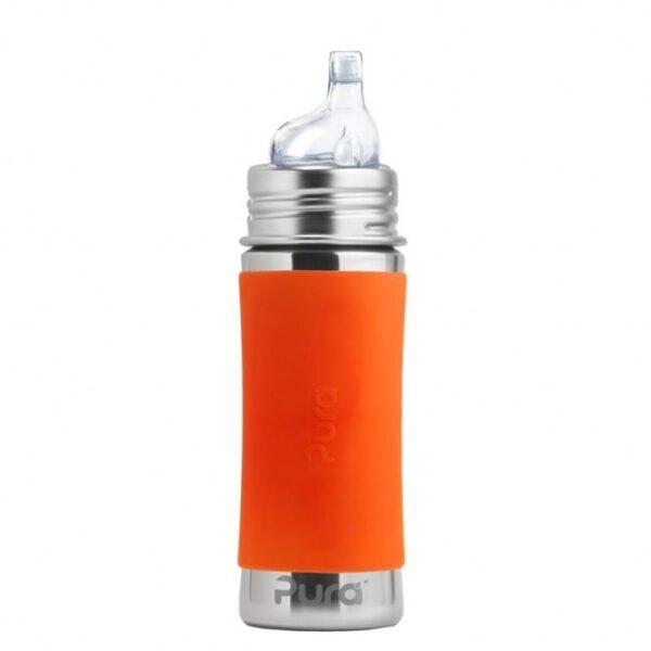 Bottle with spout