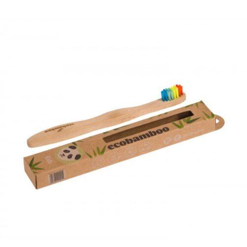 Eco Bambu Spazzolino Bambino