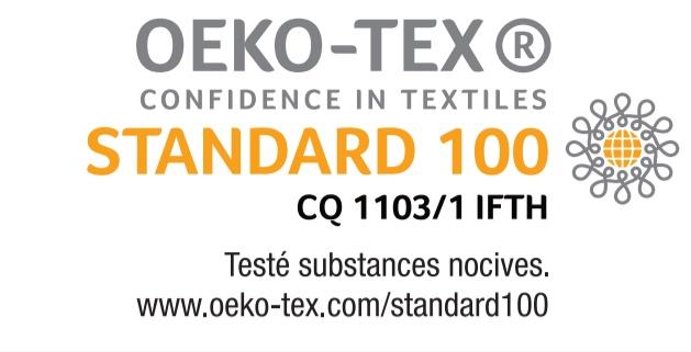 oeko tex couche lavable